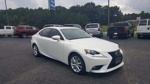 2014 Lexus IS 250 for sale in Blairsville, GA