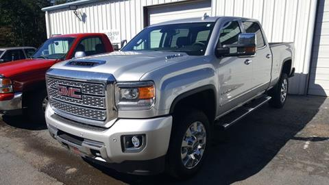 2018 GMC Sierra 2500HD for sale in Blairsville, GA