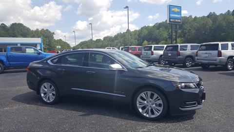 2019 Chevrolet Impala for sale in Blairsville, GA