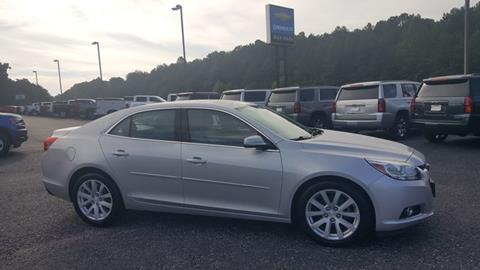 2014 Chevrolet Malibu for sale in Blairsville, GA