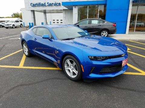 2017 Chevrolet Camaro for sale in Annandale, MN
