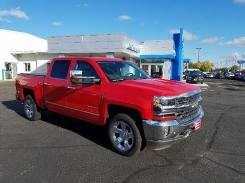 2017 Chevrolet Silverado 1500 for sale in Annandale, MN