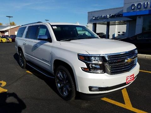2018 Chevrolet Suburban for sale in Annandale, MN