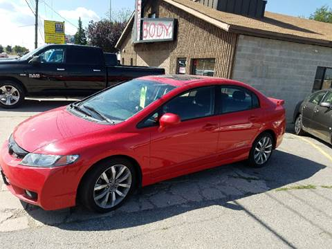 2010 Honda Civic for sale in Sunset, UT
