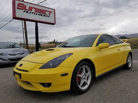 2003 Toyota Celica for sale in Sunset, UT