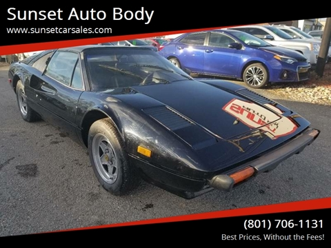 1980 Ferrari 308 GTS for sale in Sunset, UT
