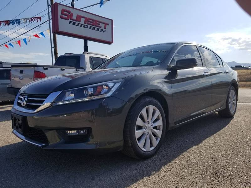 2014 Honda Accord EX L V6. Check Availability. 2014 Honda Accord For Sale  At Sunset Auto Body In Sunset UT
