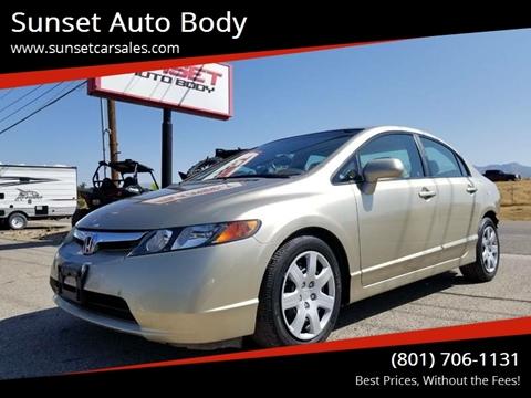 2008 Honda Civic For Sale In Sunset, UT