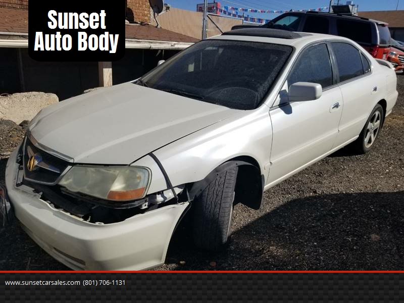 Acura TL TypeS In Sunset UT Sunset Auto Body - 2003 acura tl type s for sale