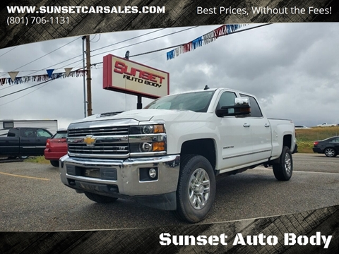 Used Chevy 2500 For Sale >> Used Chevrolet Silverado 2500 For Sale In Utah Carsforsale Com
