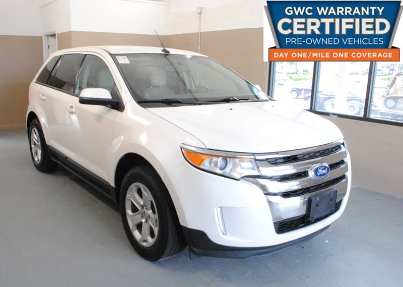 2013 Ford Edge for sale at Dunn-Rite Auto Group in Longwood FL