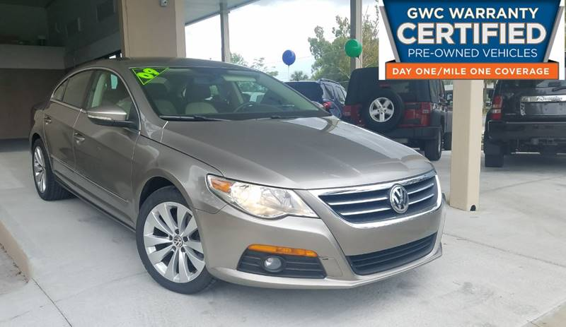 2009 Volkswagen CC for sale at Dunn-Rite Auto Group in Longwood FL