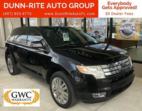 Ford Edge For Sale At Dunn Rite Auto Group In Longwood Fl