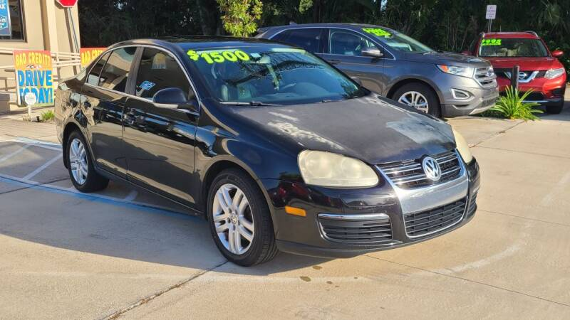 2007 Volkswagen Jetta for sale at Dunn-Rite Auto Group in Longwood FL