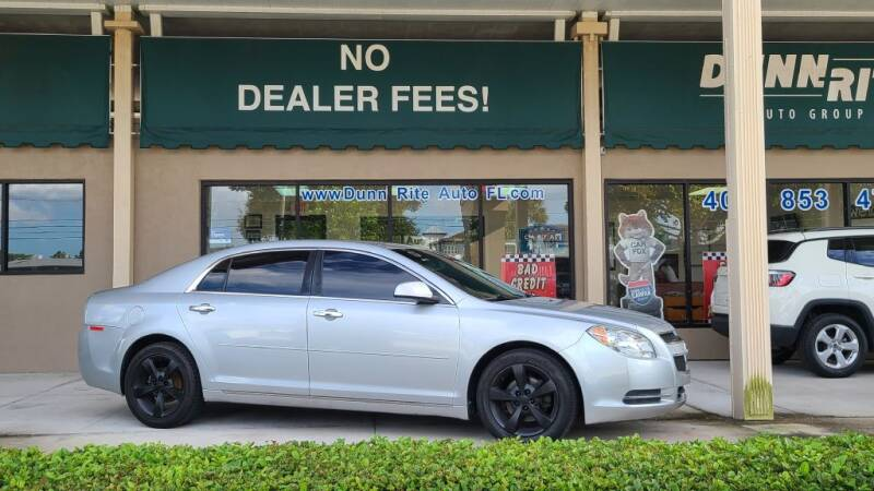 2012 Chevrolet Malibu for sale at Dunn-Rite Auto Group in Longwood FL