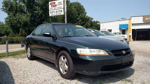 2000 Honda Accord for sale in Belleville, IL