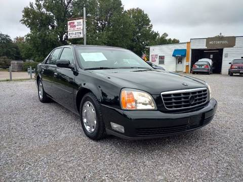 2001 Cadillac DeVille for sale in Belleville, IL