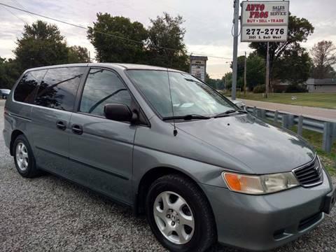 2000 Honda Odyssey for sale in Belleville, IL