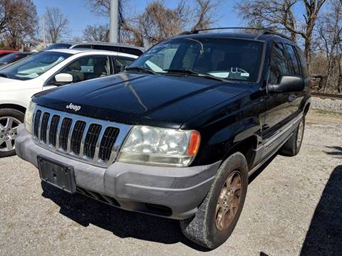 1999 Jeep Grand Cherokee for sale in Belleville, IL