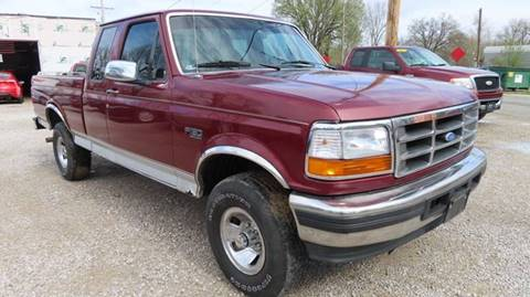 1996 Ford F-150 for sale in Belleville, IL