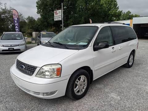 2007 Ford Freestar SEL