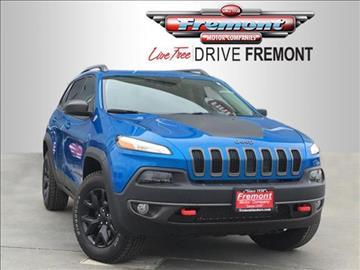 2017 Jeep Cherokee for sale in Casper, WY