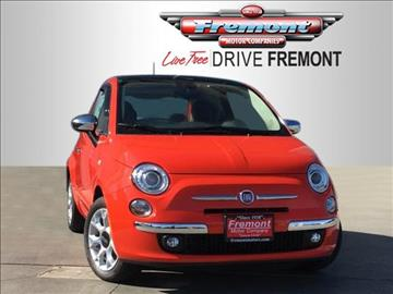 2017 FIAT 500 for sale in Casper, WY