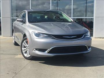 2016 Chrysler 200 for sale in Casper, WY