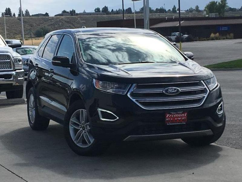 Ford Edge For Sale At Rocky Mountain Commercial Trucks In Casper Wy