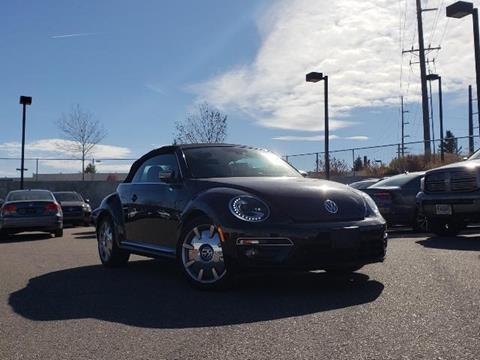 2014 Volkswagen Beetle for sale in Casper, WY
