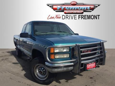 1997 GMC Sierra 2500 for sale in Casper, WY