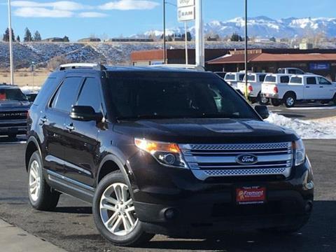 2013 Ford Explorer for sale in Casper, WY