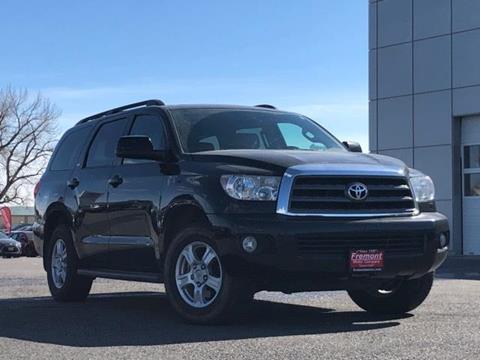 2012 Toyota Sequoia for sale in Casper, WY