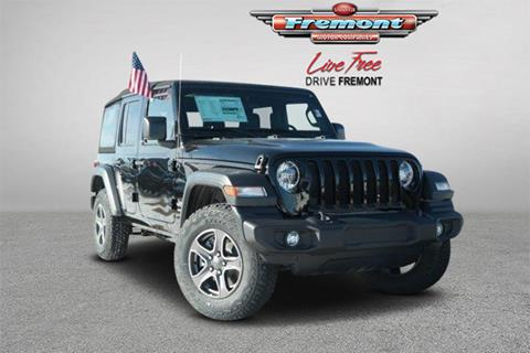 2018 Jeep Wrangler Unlimited for sale in Casper, WY