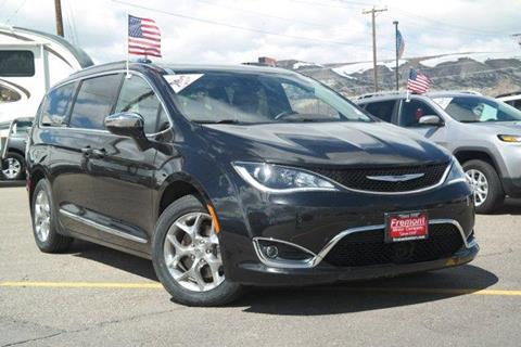 2017 Chrysler Pacifica for sale in Casper, WY