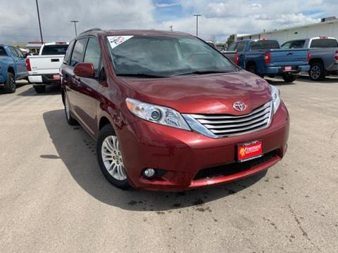 2017 Toyota Sienna for sale in Casper, WY