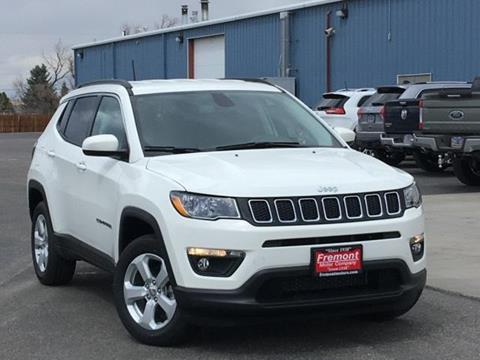 2019 Jeep Compass for sale in Casper, WY