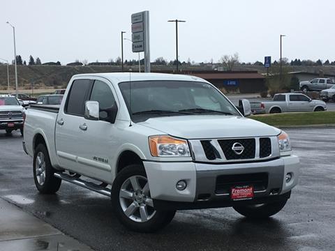 2015 Nissan Titan for sale in Casper, WY