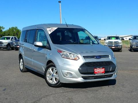 2015 Ford Transit Connect Wagon for sale in Casper, WY