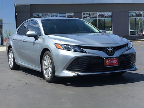 2018 Toyota Camry for sale in Casper, WY
