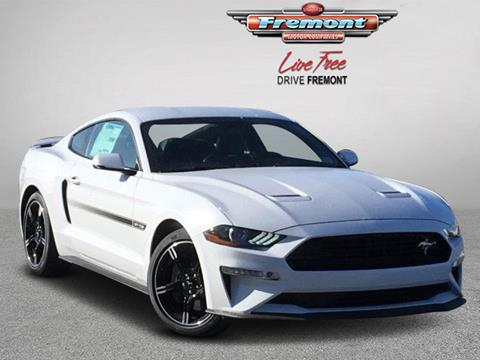 2019 Ford Mustang for sale at Rocky Mountain Commercial Trucks in Casper WY