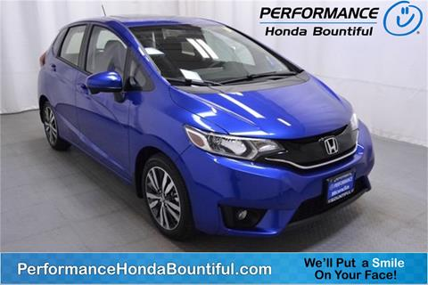 2016 Honda Fit for sale in Bountiful, UT