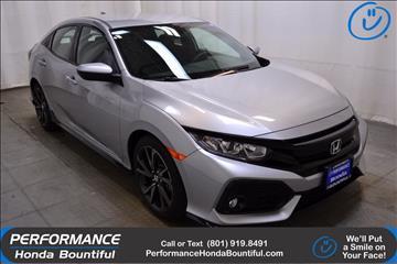 2017 Honda Civic for sale in Bountiful, UT