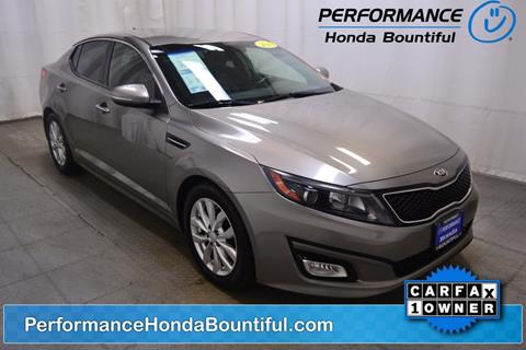 2014 Kia Optima for sale in Bountiful, UT