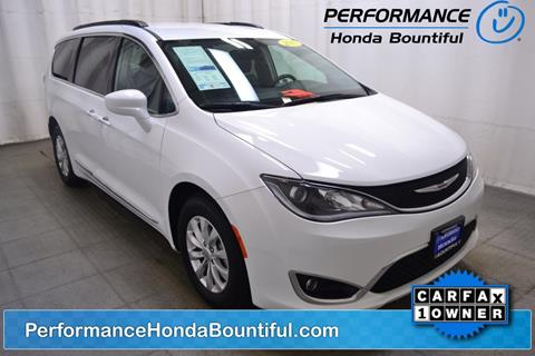 2017 Chrysler Pacifica for sale in Bountiful, UT