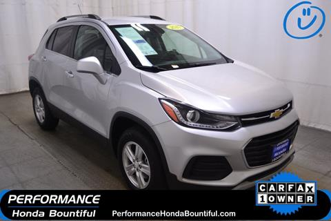 2017 Chevrolet Trax for sale in Bountiful, UT
