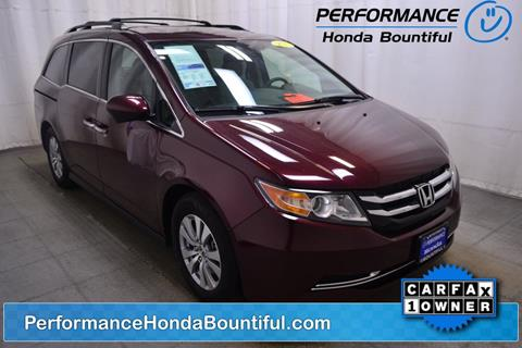 2015 Honda Odyssey for sale in Bountiful, UT
