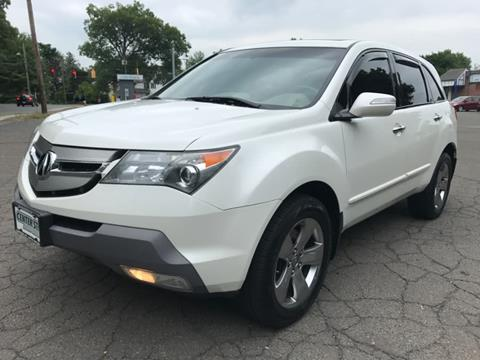 2008 Acura MDX for sale in Manchester, CT