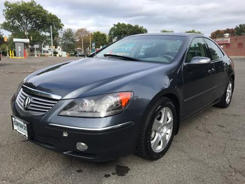2005 Acura RL for sale in Manchester CT