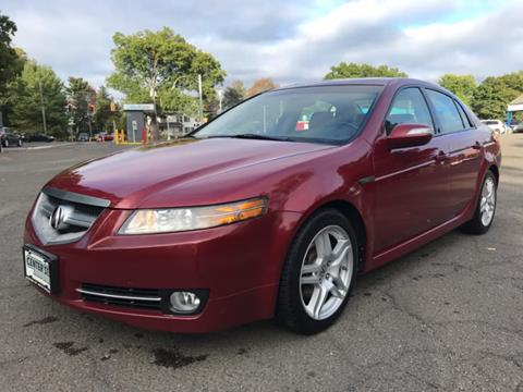 2008 Acura TL for sale in Manchester CT